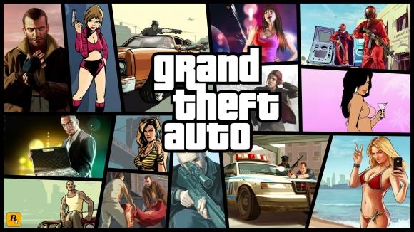 GTA Serisinden Rekor Satış!