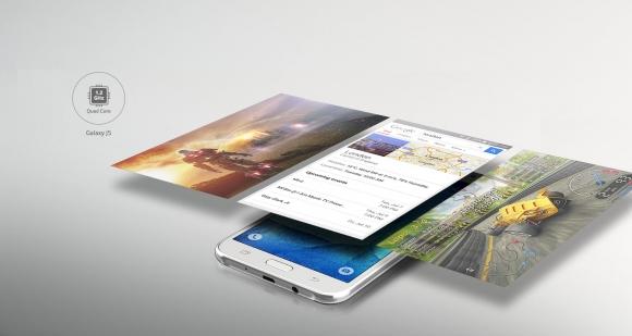 Samsung Galaxy J5 Kutusundan Çıkıyor
