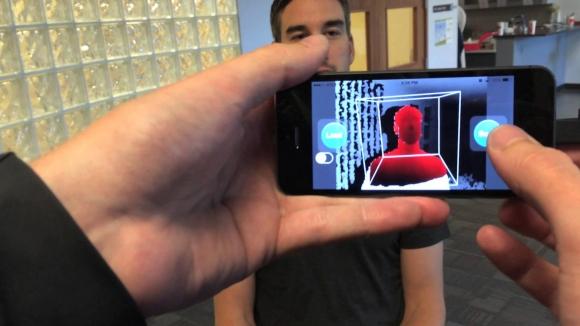 Microsoft, Telefonları 3D Tarayıcı Yapacak!