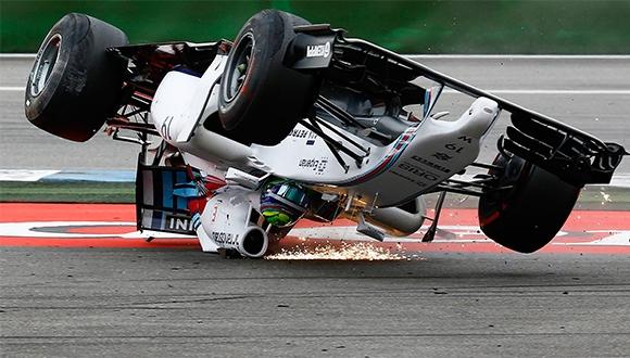 F1 için, Yeni Güvenli Kokpit!