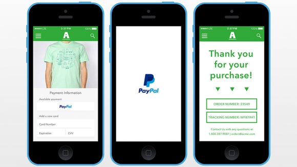 PayPal One Touch Türkiye'de!