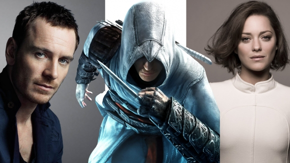 Assassin's Creed Filminden İlk Poster