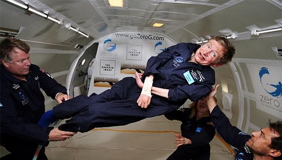 Stephen Hawking'in Yeni Teorisi!