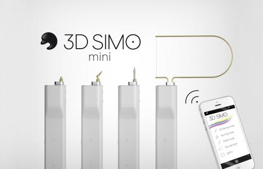 Gelişmiş 3D Baskı Kalemi!