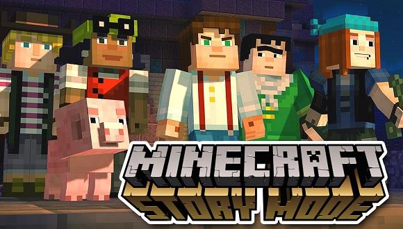 Minecraft: Story Mode'dan Yeni Bilgiler