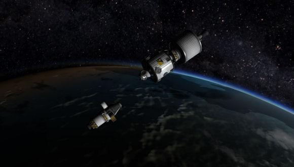 NASA'dan Kendini Onaran Madde