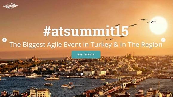 Agile Turkey Summit 2015 Etkinliği Yaklaşıyor!