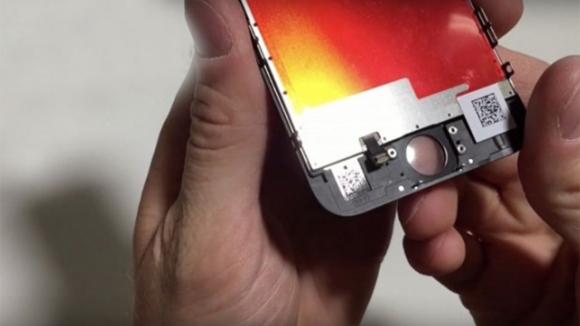 iPhone 6s'in Ön Paneli Görüntülendi!
