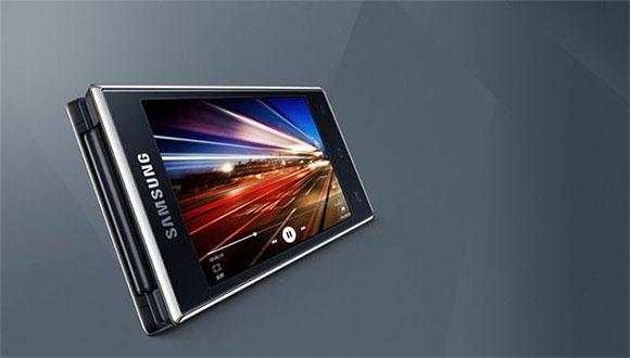 Samsung'tan Yeni Kapaklı Telefon
