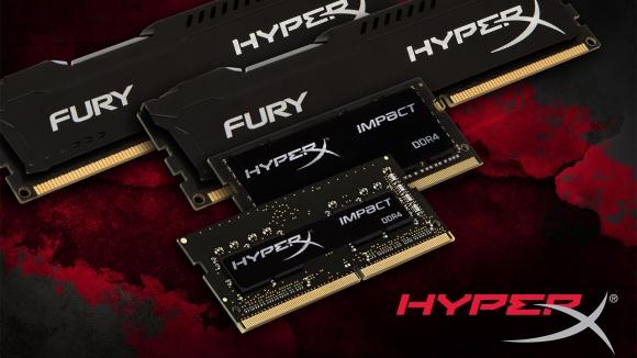 HyperX Yeni RAM Modellerini Tanıttı
