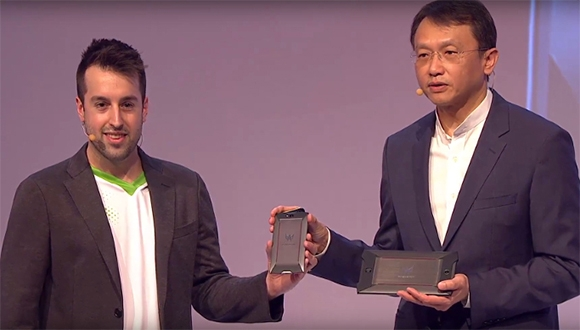 Acer'dan Oyunculara Özel Telefon