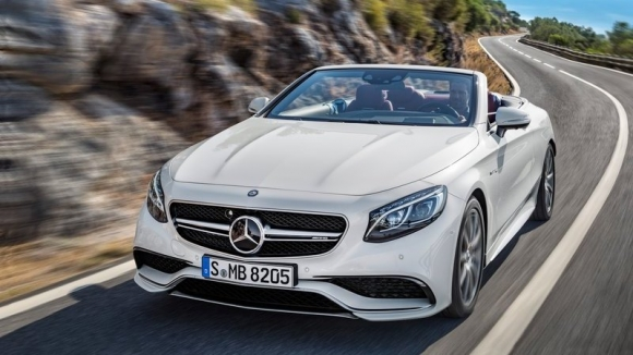 Mercedes-Benz S-Class Cabriolet Karşınızda