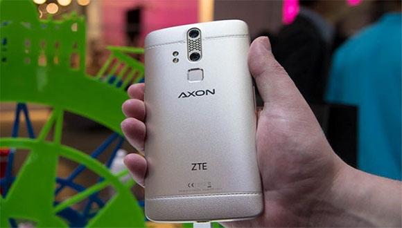 ZTE Axon Elite Dünyaya Açılıyor