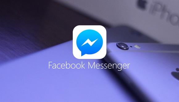 Facebook Messenger Rekora Koşuyor