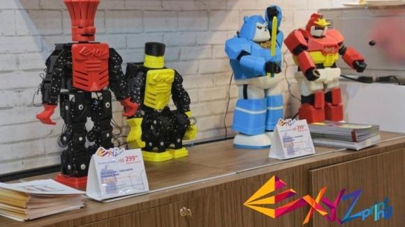 XYZ Robotlarına Yakından Baktık!
