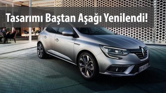 Renault Megane 2016 Çok Yakında Geliyor!