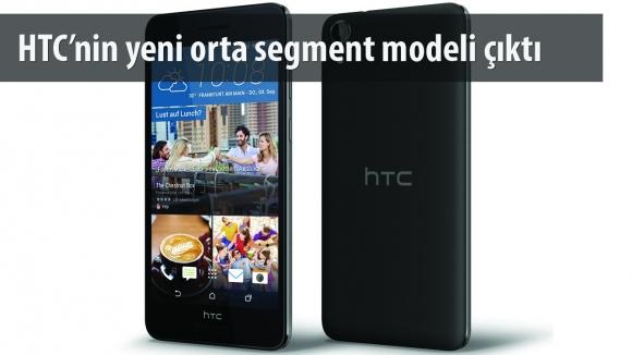 HTC Desire 728 Tanıtıldı