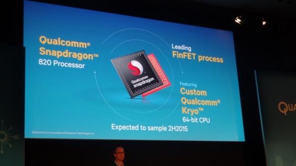 Snapdragon 820, 30 Modelde Kullanılabilir