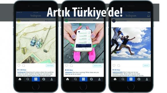 Instagram Reklamları Artık Türkiye'de