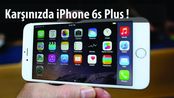 iPhone 6s Plus Teknik Özellikleri!