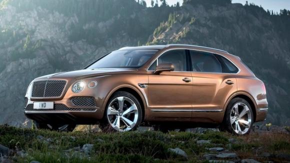 Bentley Bentayga SUV Tanıtıldı