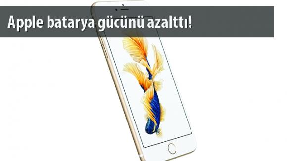 iPhone 6s Bataryasıyla Şaşırttı
