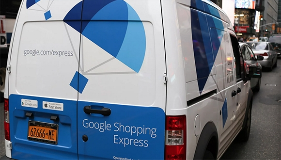 Google, Taze Yiyecek Satacak!