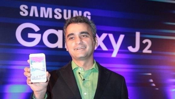 Galaxy J2 Duyuruldu!