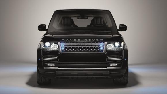 Zırhlı Range Rover Sentinel Geliyor!