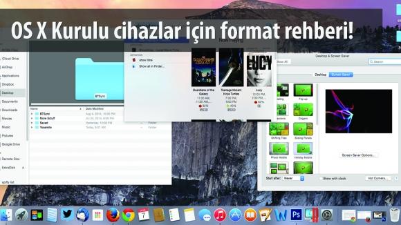 OS X'e Format Nasıl Atılır?