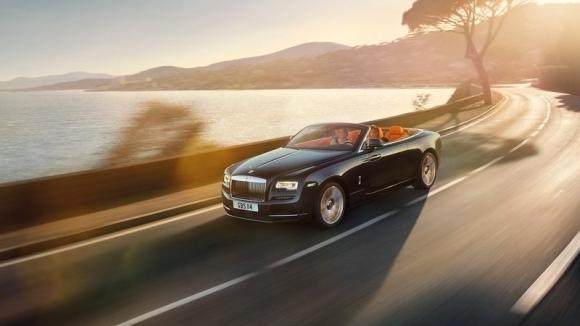Rolls Royce Dawn Tanıtıldı