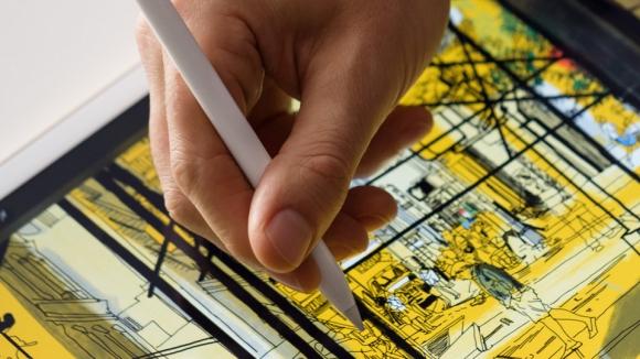 Apple Pencil Şarj Süresi ile Şaşırtıyor!