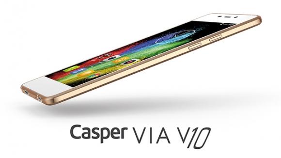 5.1mm'lik Casper VIA V10 Tanıtıldı
