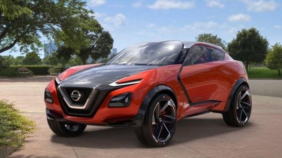 Nissan Gripz Concept Karşınızda