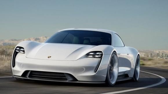 Porsche Mission E Concept Tanıtıldı