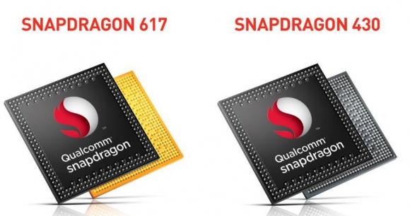 Snapdragon 617 ve 430 Özellikleri