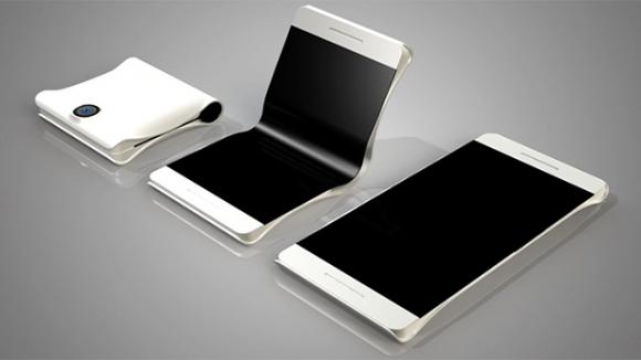 Samsung'dan Katlanabilir Ekranlı Telefon