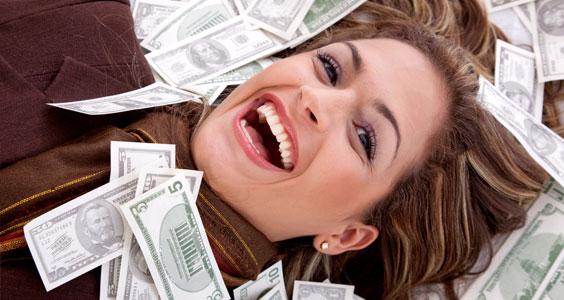 İnternette 10 Kadından 8'i Zengin Arıyor!