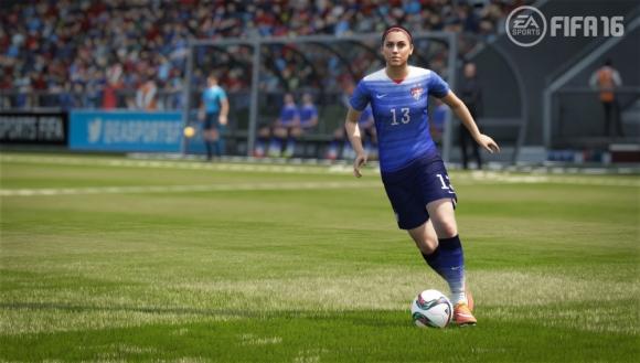 13 Kadın Futbolcu FIFA 16'dan Çıkarıldı!