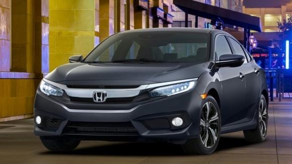 Karşınızda Yeni Honda Civic Sedan