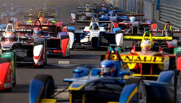 Formula E için Yeni Video!