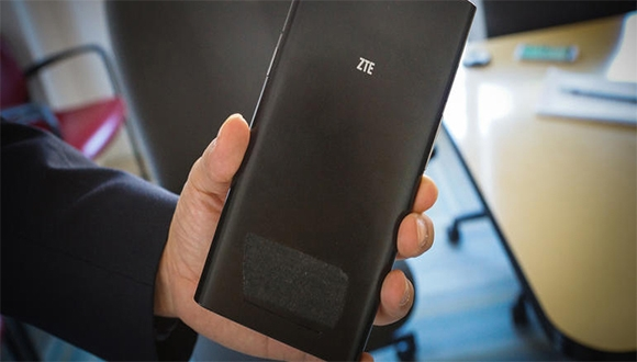 ZTE'den Kamerasız Akıllı Telefon