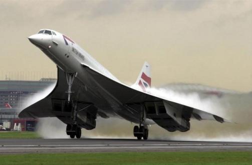 Concorde Geri Geliyor!