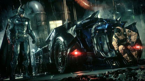 Batman: Arkham Knight Tekrar Sahnede
