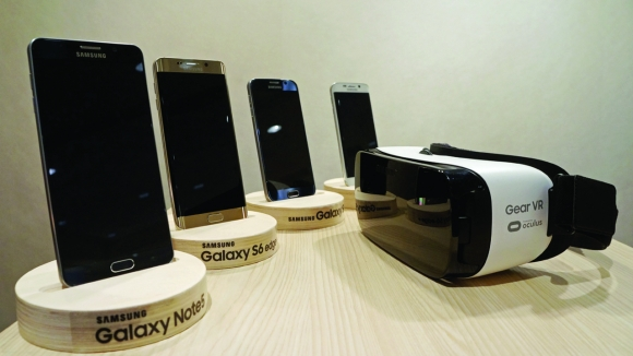 Samsung Gear VR Yenilendi!