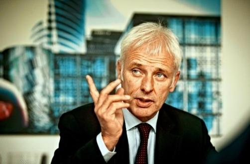 İşte VW Grup'un Yeni CEO'su!