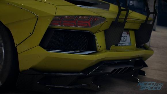 Need for Speed için Yeni Araç Görüntüleri