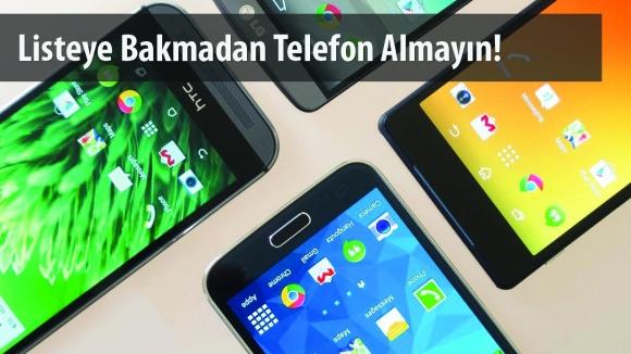 1000 TL Altı En İyi 10 Android Telefon