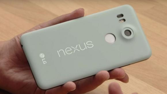 Nexus 5X Videosu Sızdı