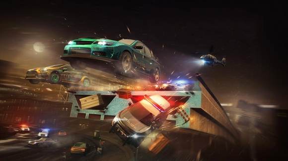Need for Speed Android ve iOS'e Geldi